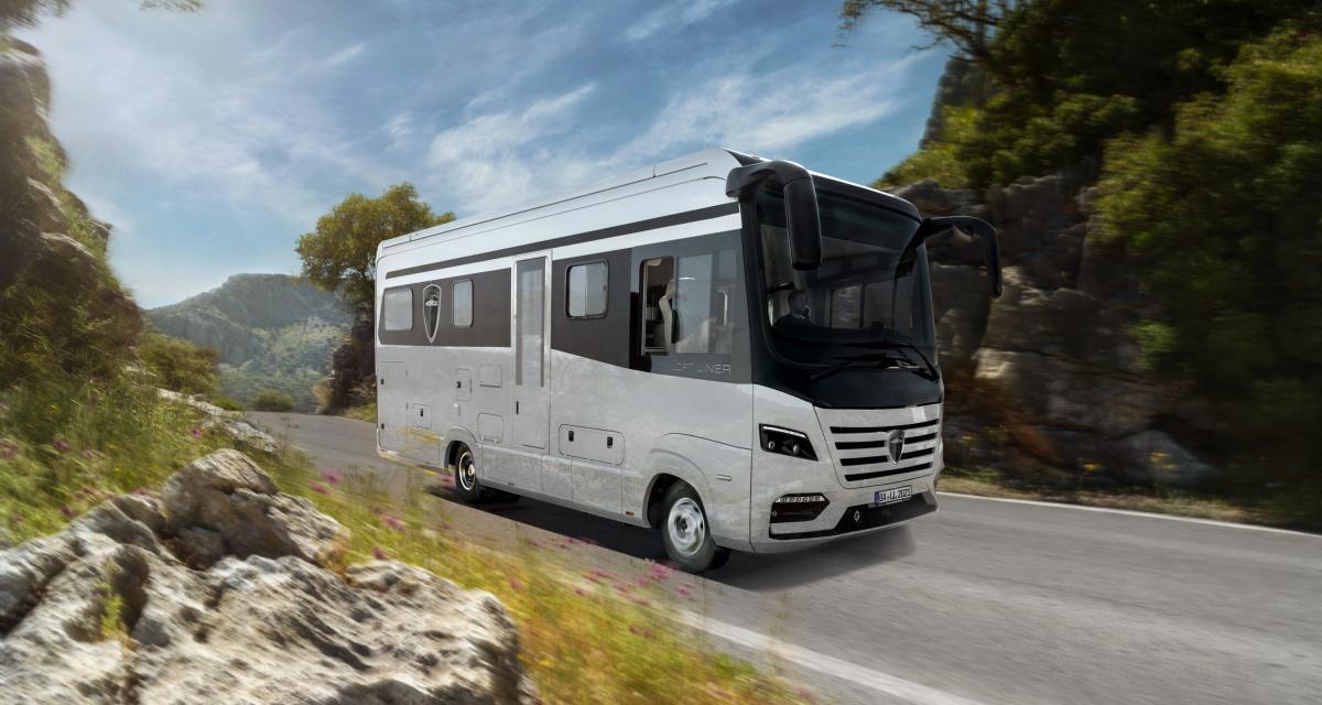 Morelo Loft Liner : le camping-car de luxe qu'on ne veut pas quitter