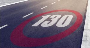 Excès de vitesse sur l'autoroute : quelle marge de tolérance quand la limitation est à 130 km/h ?