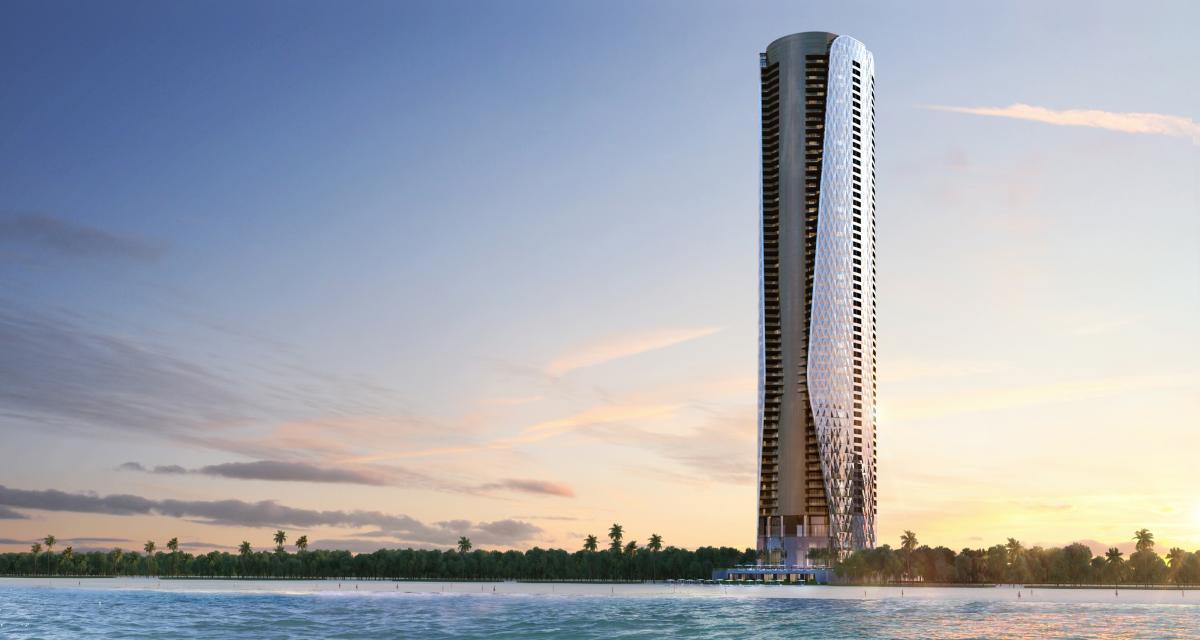Bentley se lance dans le marché de l'immobilier avec cette tour résidentielle à Miami