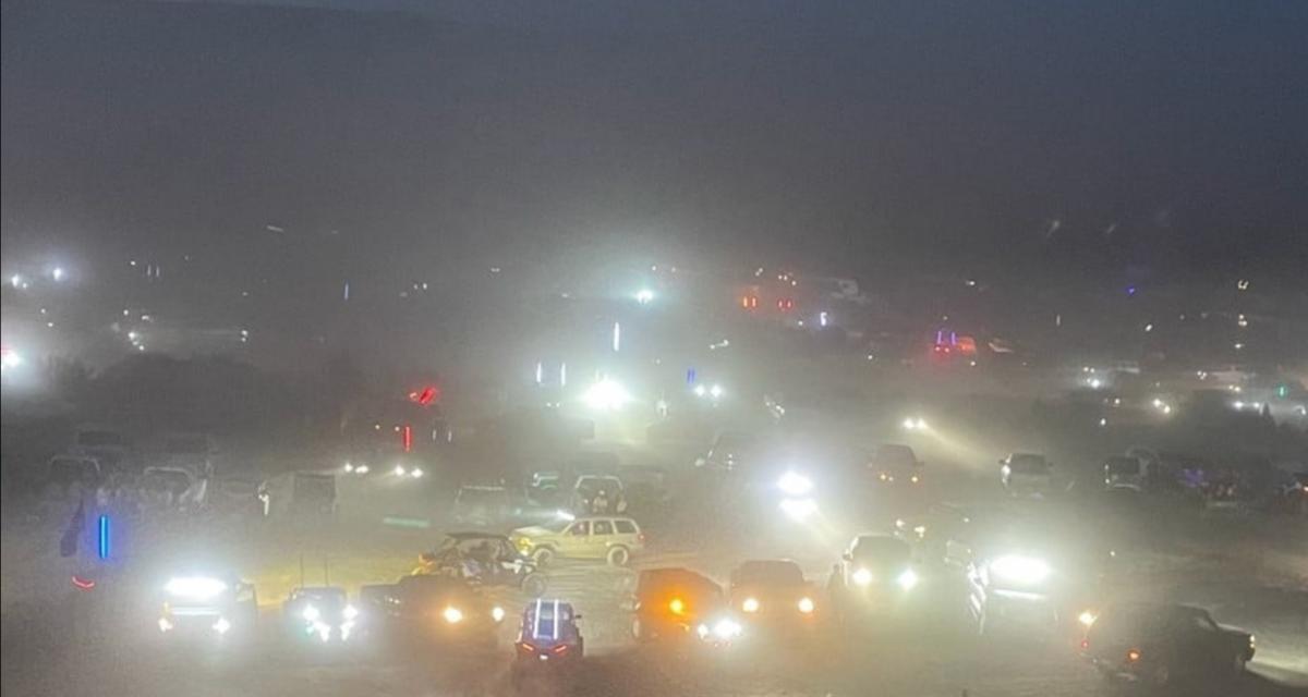 Une fête illégale rassemble plus de 5.000 automobilistes en tout-terrain dans une forêt de l'Arizona
