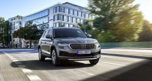 Nouveau Skoda Kodiaq restylé (2021) : lifting de surface pour le SUV tchèque