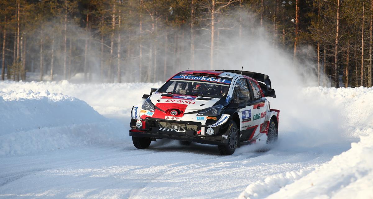 WRC - Rallye de Croatie : embarquez dans la Toyota Yaris de Sébastien Ogier