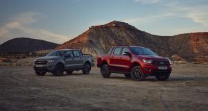 Ford Ranger Stormtrak & Wolftrak (2021) : deux nouvelles séries limitées pour l'Europe