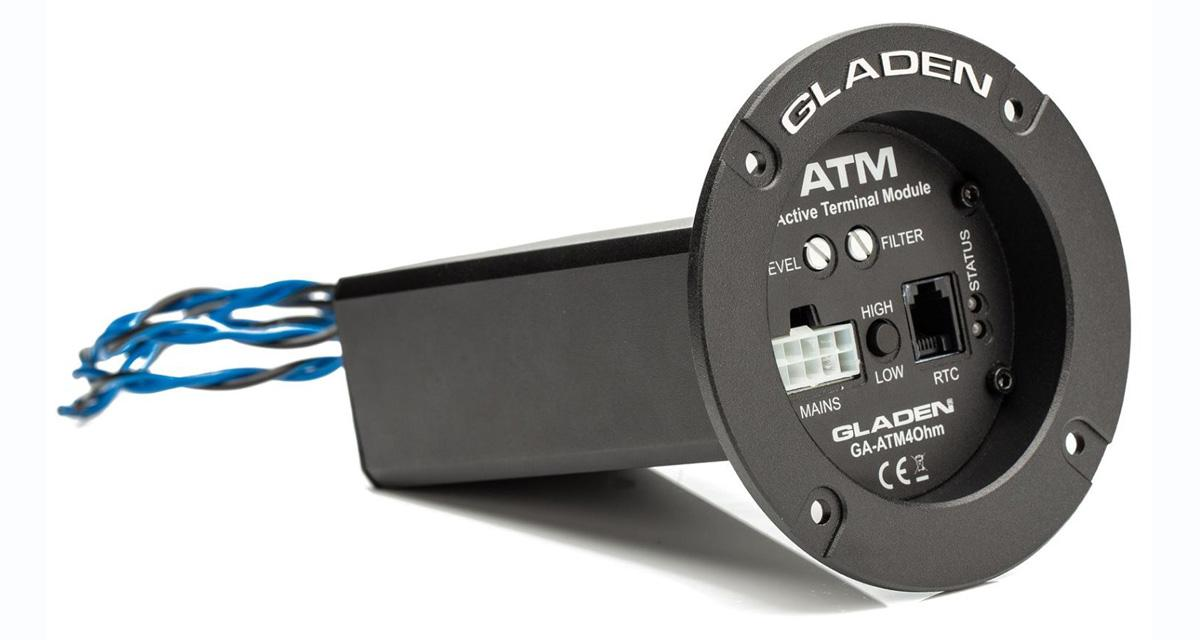 Gladen Audio commercialise un ampli vraiment innovant pour les caissons de grave