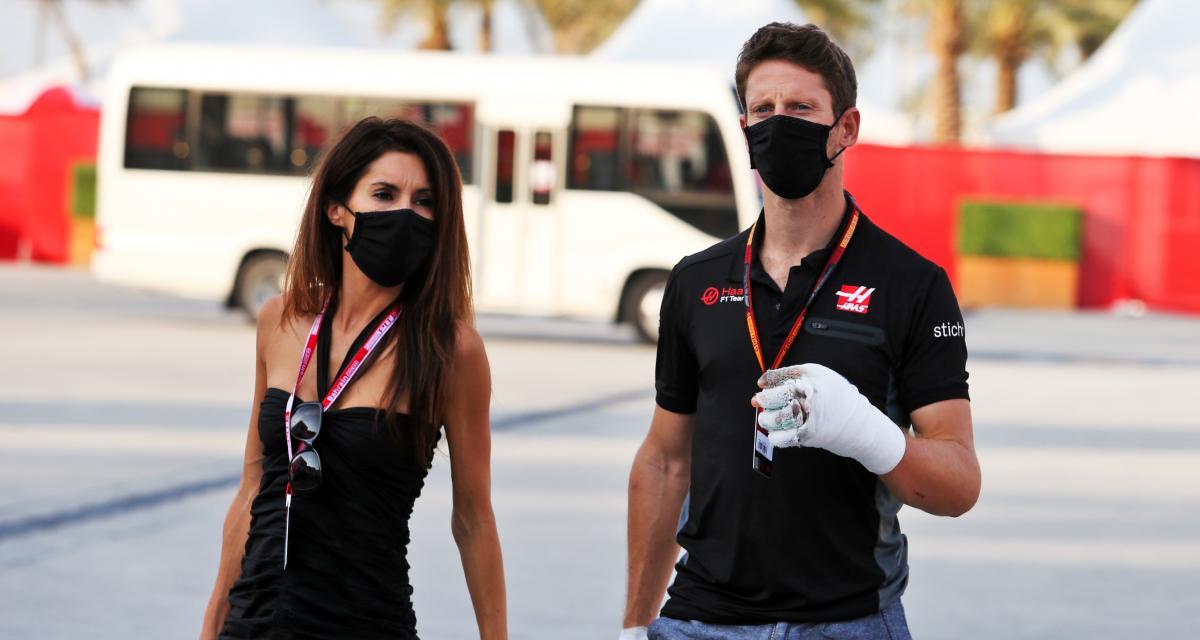 Romain Grosjean : road trip en famille à bord d'un camping-car avant ses débuts en Indycar