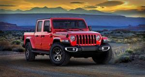 Jeep Gladiator (2021) : l'Etat du Texas a droit à son édition spéciale