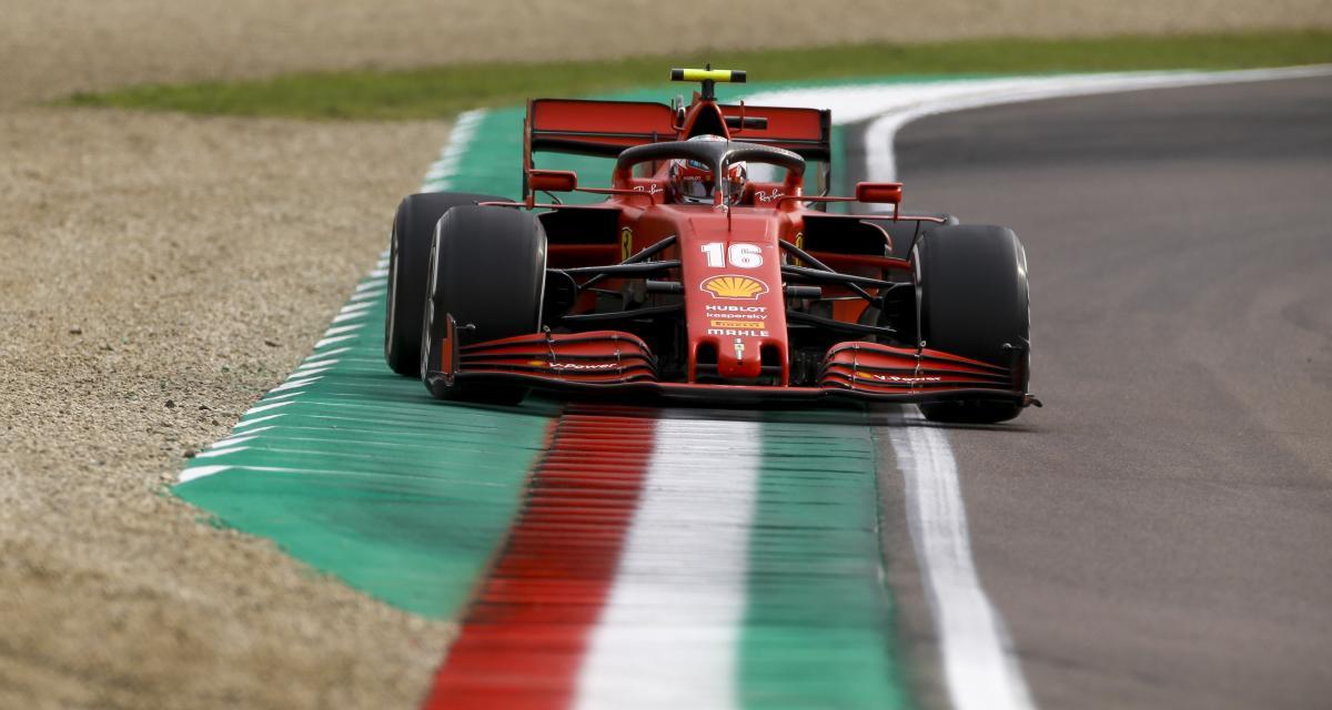 GP d'Emilie Romagne de F1 : nouveaux horaires pour les essais libres et les qualifications