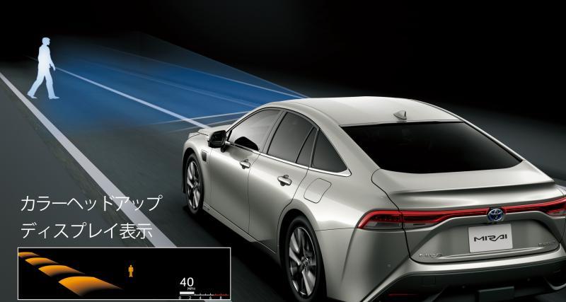 Toyota ne plaisante pas avec la sécurité
