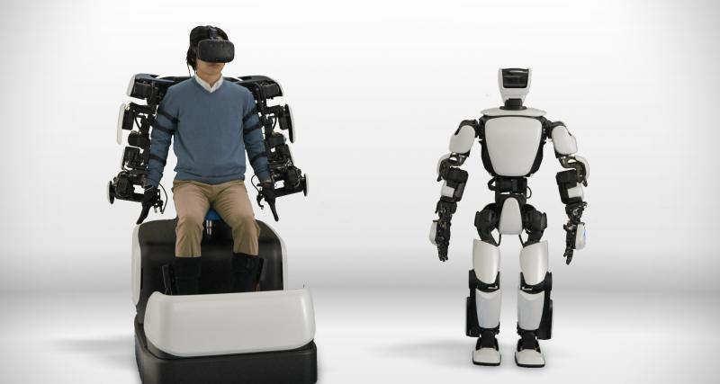 Une passion pour les robots