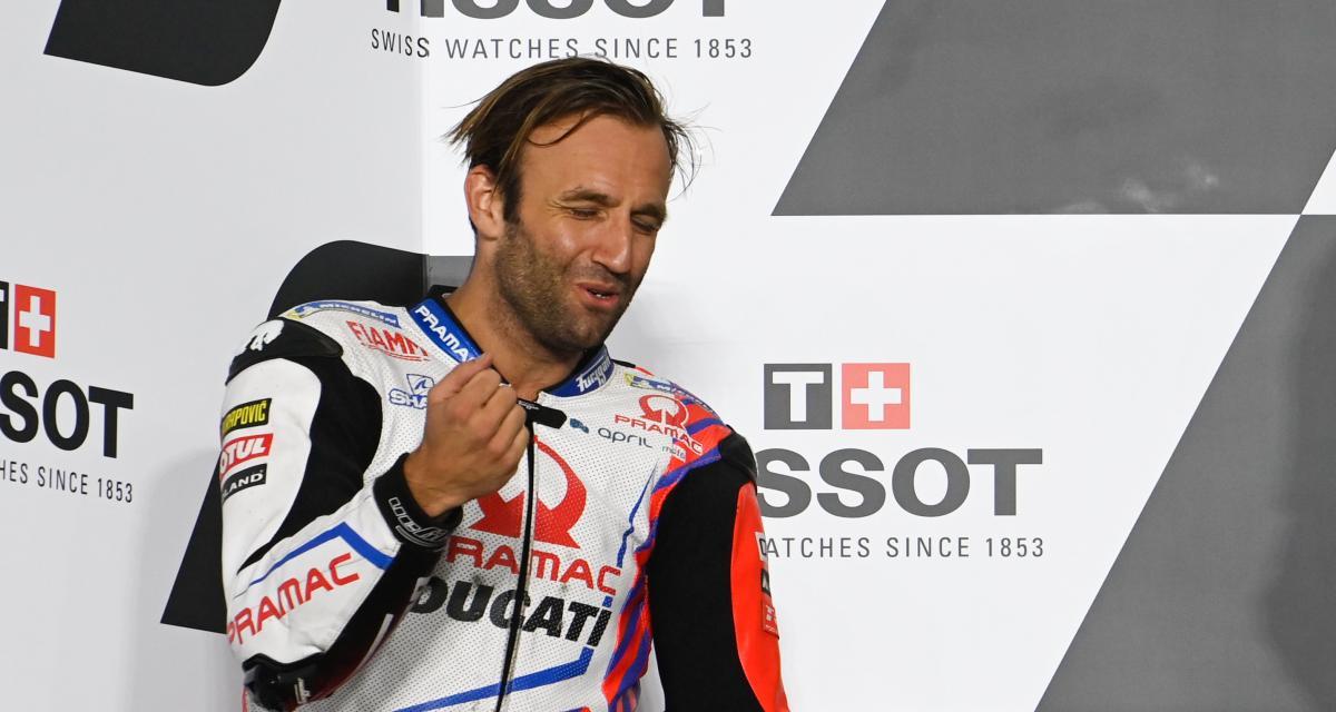 MotoGP : Johann Zarco s'entraîne sur le circuit de Valence à bord d'une Audi RS5 !