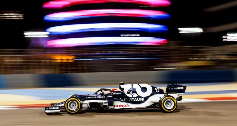 Grand Prix d'Émilie-Romagne de F1 - AlphaTauri : la confiance de Pierre Gasly