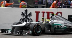 Il y a 9 ans… la première victoire de Nico Rosberg en F1