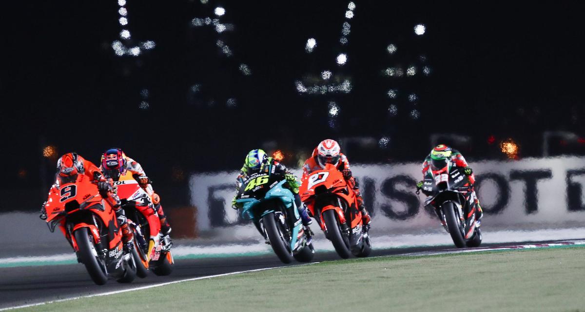 Grand Prix du Portugal de MotoGP : horaires et programme TV