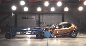Crash-test de la nouvelle Dacia Sandero Stepway (2021) : pourquoi seulement 2 étoiles chez Euro N Cap ?