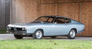 BMW-Glas 3000 V8 Fastback Coupé : une bavaroise unique au monde