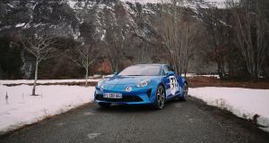 Alpine F1 : Alonso et Ocon font la promotion de l'A110S à Imola