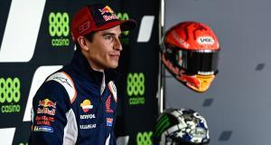 """GP du Portugal de MotoGP - Marc Marquez sur son retour : """"on n'a pas d'objectif ce week-end"""""""