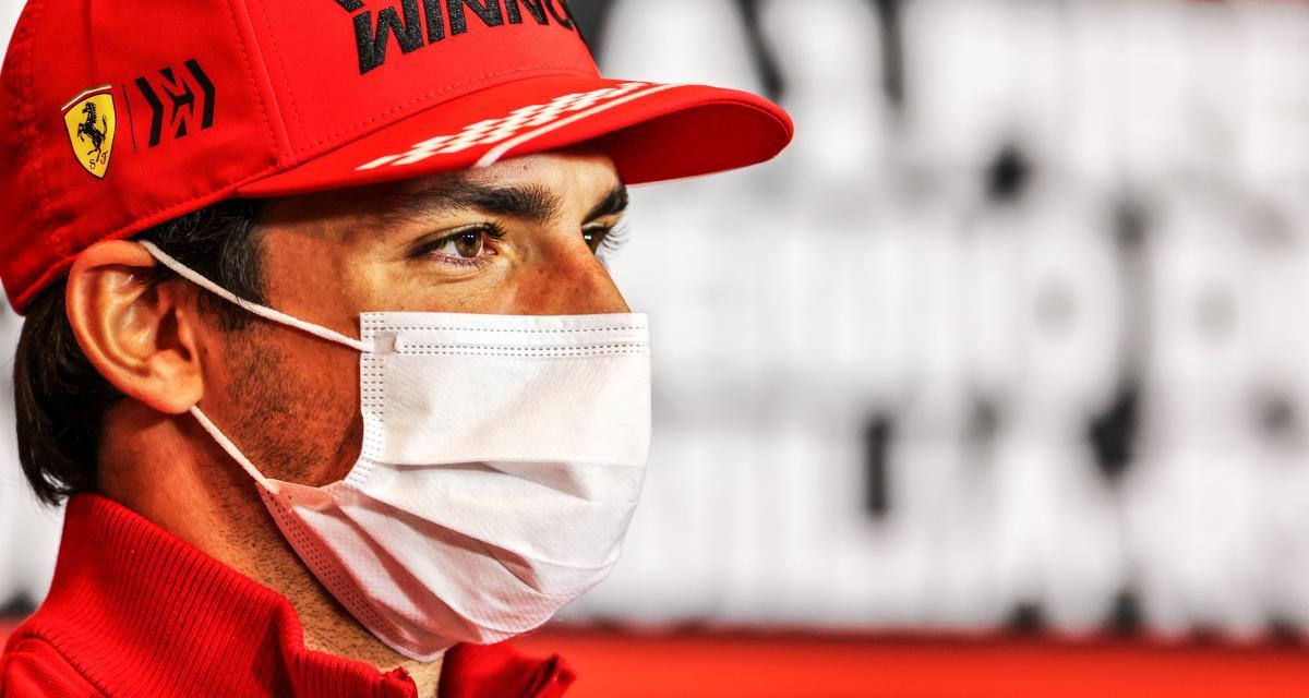 GP d'Emilie Romagne de F1 : des jongles pour Carlos Sainz pour se détendre