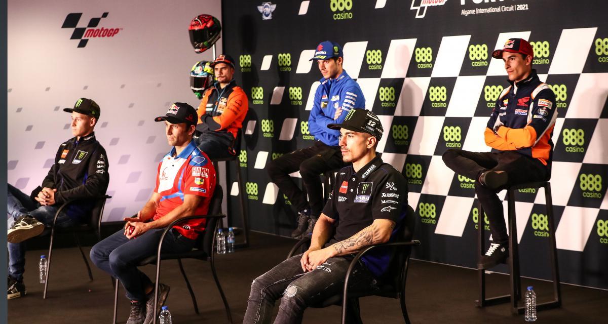 GP du Portugal de MotoGP : le classement des essais libres 1