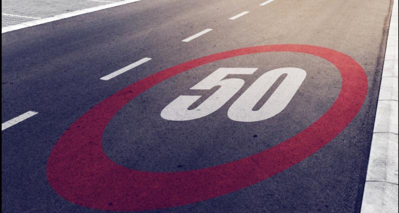 Excès de vitesse : quelle marge de tolérance lorsque la limitation est à 50 km/h ?