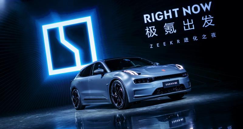 Zeekr 001 (2021) : la prometteuse voiture chinoise qui pourrait faire trembler Tesla