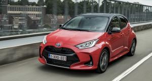 Toyota Yaris : combien d'exemplaires vendus en 2021 ?