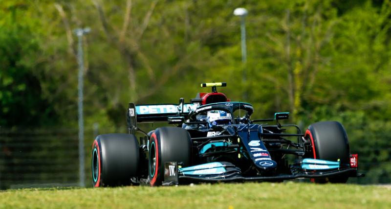 GP d'Emilie Romagne de F1 : le classement des essais libres 2