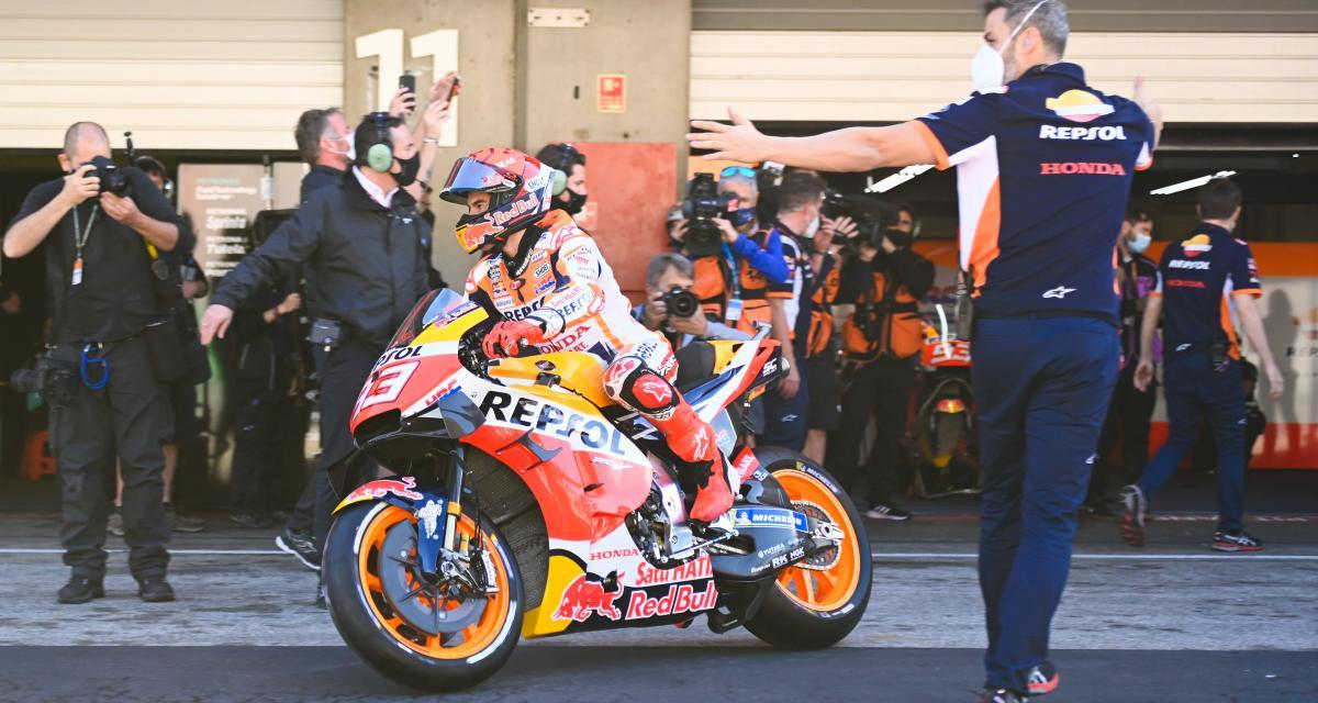 GP du Portugal de MotoGP : le classement des essais libres 2