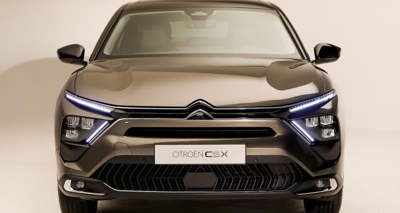 Un design résolument Citroën