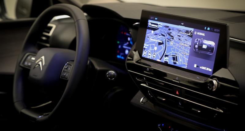 Citroën Avanced Comfort : confort high-tech