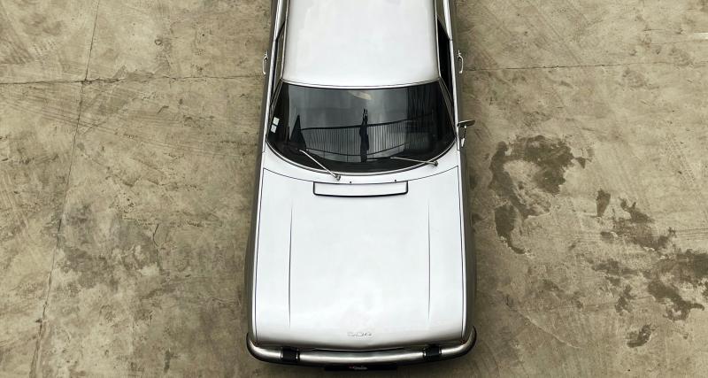 De la Peugeot e-Legend à la 504 Coupé électrique