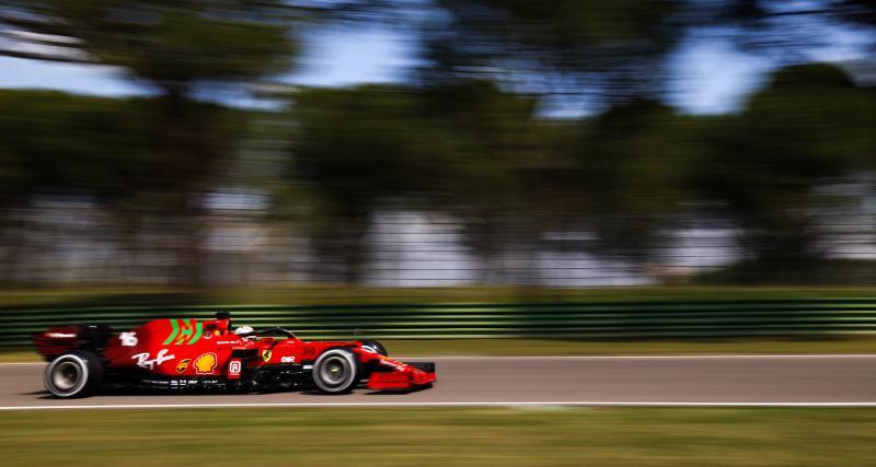 GP d'Emilie Romagne de F1 : le crash de Charles Leclerc en vidéo