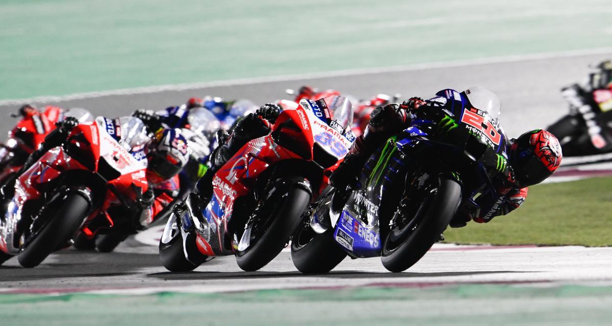 GP du Portugal de MotoGP : les qualifiés pour la Q2
