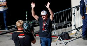 Il y a 27 ans... le premier podium de Rubens Barrichello en F1