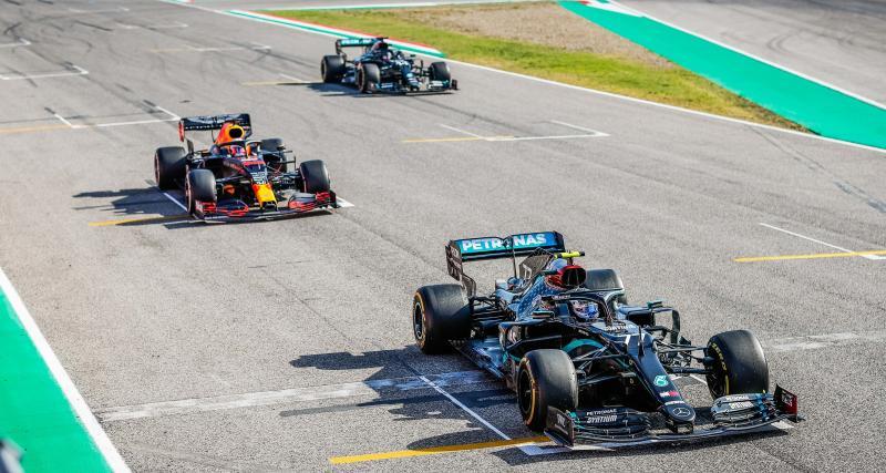GP d'Emilie Romagne de F1 : le classement des essais libres 3