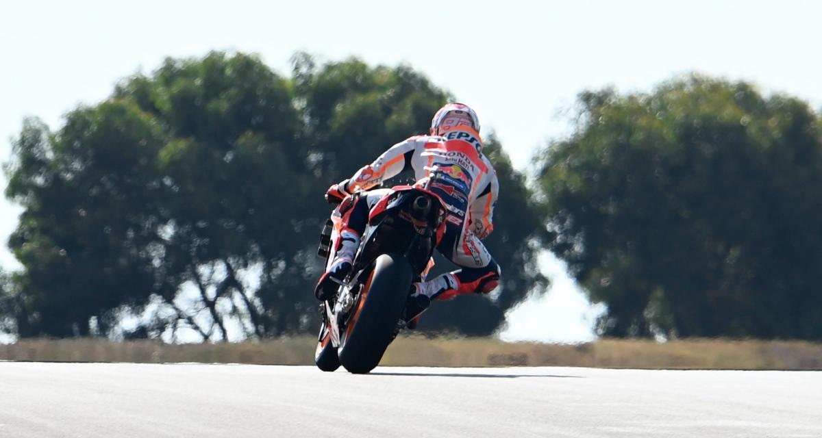 GP du Portugal de MotoGP : le classement des essais libres 3
