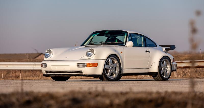 """Porsche Ruf """"CTR"""" Carrera 4"""