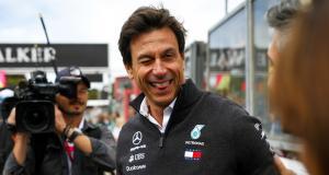 Essais libres 3 du GP d'Emilie Romagne de F1 : la réaction de Toto Wolff en vidéo