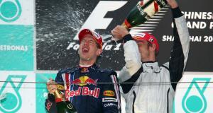 Il y a 12 ans… la 1ère victoire de Red Bull en F1