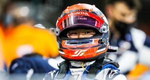 GP d'Émilie-Romagne de F1 : la sortie de piste de Yuki Tsunoda en qualifications en vidéo