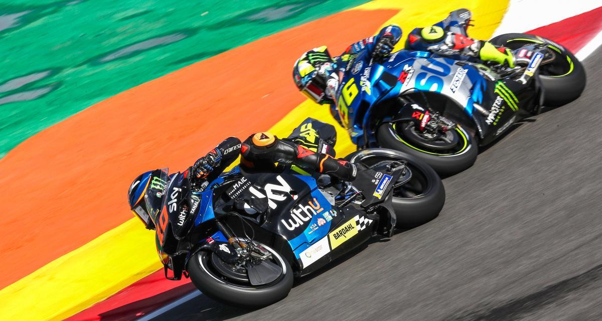 GP du Portugal de MotoGP : les résultats des Q1