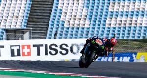 GP du Portugal de MotoGP : la grille de départ