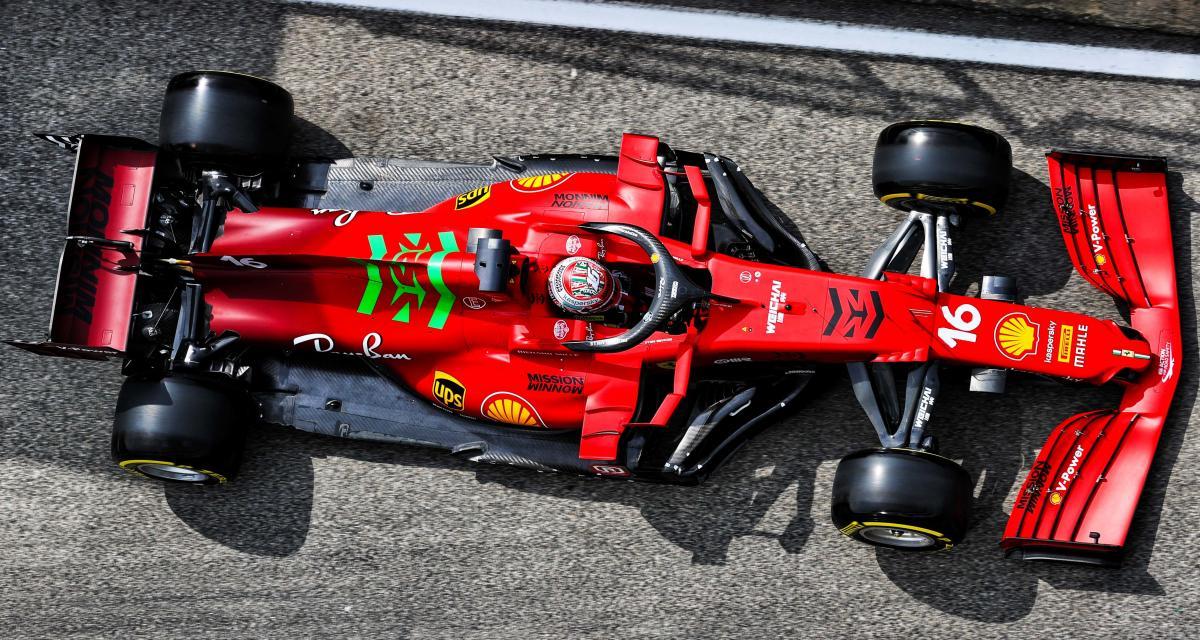 GP d'Emilie Romagne de F1 : la position de départ de Charles Leclerc et sa réaction après les qualifications