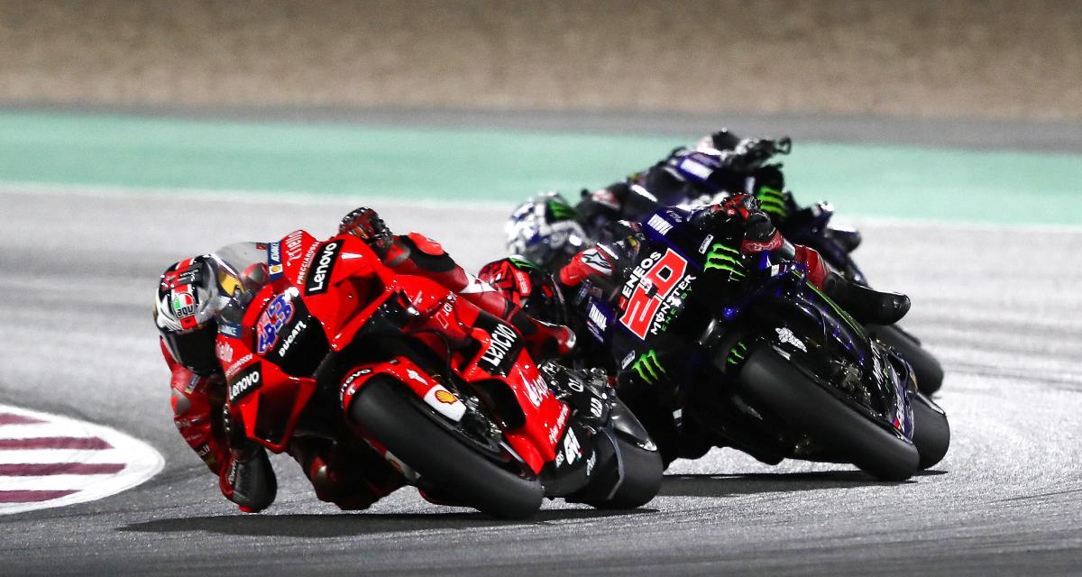 Grand Prix du Portugal de MotoGP : le classement du Warm Up