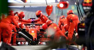 Il y a 18 ans… la 160e victoire de la Scuderia Ferrari