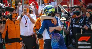 GP d'Emilie Romagne de F1 : Lando Norris est toujours très critique envers lui même selon Andreas Seidl