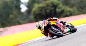GP du Portugal de MotoGP : la chute de Miguel Oliveira en vidéo