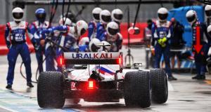 GP d'Emilie Romagne de F1 : le crash de Mick Schumacher en vidéo