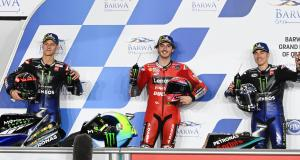 MotoGP saison 2021 : le classement des pilotes et des constructeurs