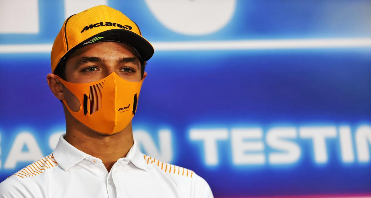 GP d'Emilie Romagne de F1 : la réaction de vidéo de Lando Norris après la course